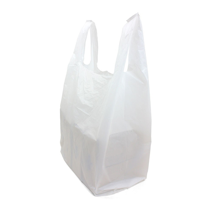 T-shirt plastic bag
