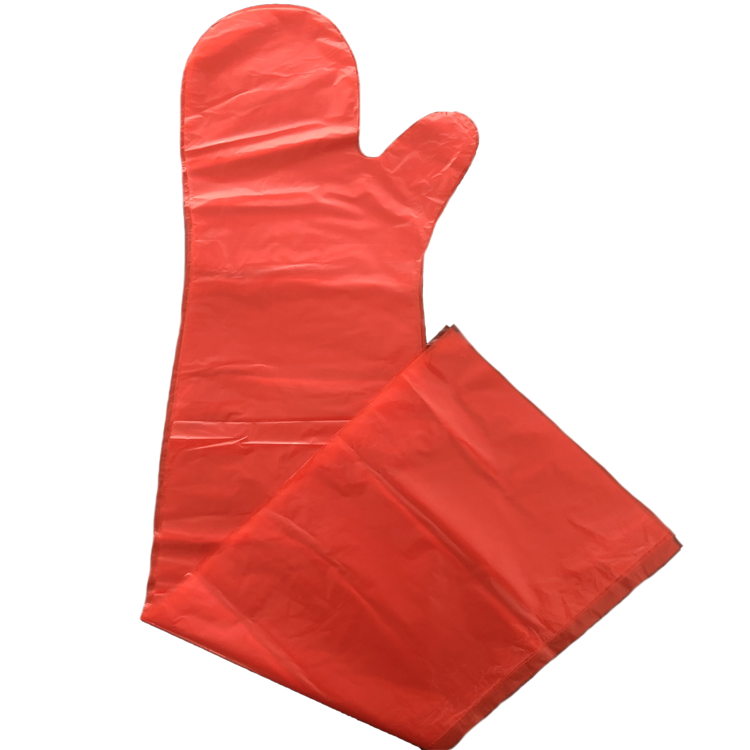 Insemination mitt,Veterinary mitt Gloves,Disposable mitt gloves